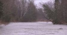 НИМХ-БАН прогнозира повишение на речните нива вследствие на снеготопене