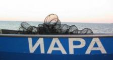 ИАРА залови нарушител, извършващ незаконен улов на черна морска мида