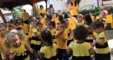 """Малчуганите от детска градина """"Пчелица"""" станаха част от Горското училище в Шумен"""