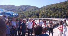 """Работна среща по Проект """"Сътрудничество за усъвършенстване на управленските практики, свързани с въздействието на земеползването върху водния режим в басейна на река Дунав"""""""