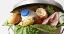 В глобален мащаб 40% от закупените храни се изхвърлят