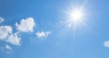 Днес ще преобладава слънчево време