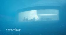 Първият европейски подводен ресторант отвори врати в Норвегия