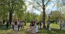 """Повече от петстотин деца от столични училища участват в кампанията на ИАГ """"Лесовъд за един ден"""""""