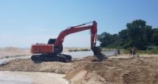 РИОСВ - Варна спря незаконни изкопни дейности по устието на река Камчия