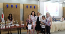 """Зам.-министър Николова награди 9 училищни проекта от националния конкурс """"Посланици на здравето"""""""